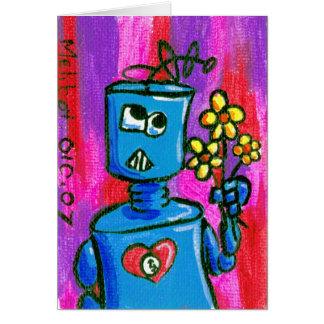 bot010.07 greeting card