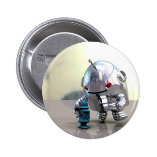 Bot de Jo CONTRA poco botón azul del Bot Pin