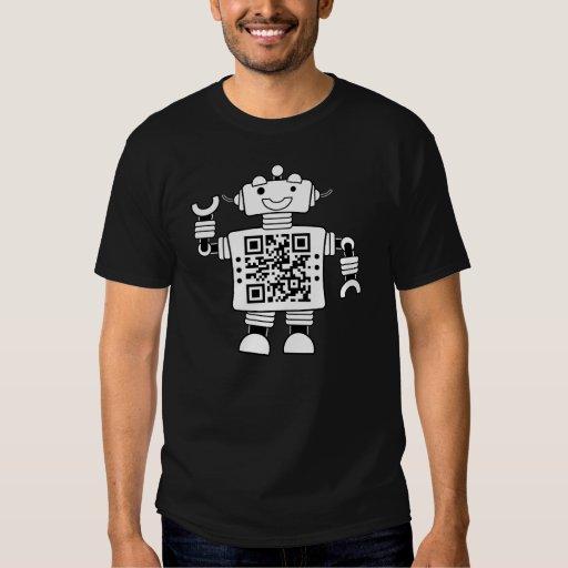 ¡Bot de la exploración - coma hacia fuera más a Camisas