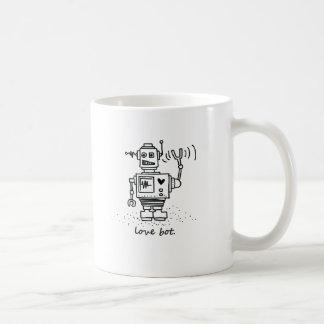 bot del amor tazas de café