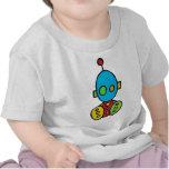 Bot del bebé camisetas
