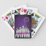 Bot-Huggers REVOLT Playing Cards