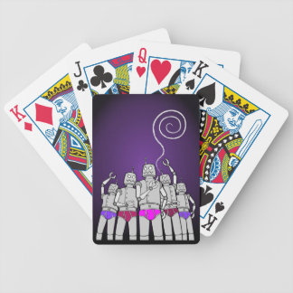 Bot-Huggers REVOLT Playing Cards