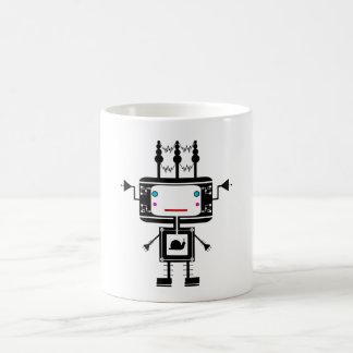 Bot Nomz Coffee Mugs