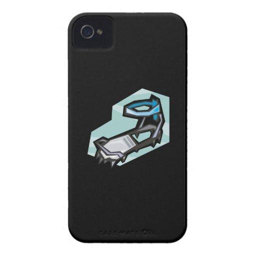 Bota de la escalada Case-Mate iPhone 4 protectores