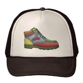 Bota del diseñador gorras de camionero