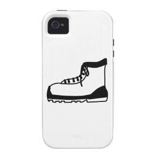 Bota Case-Mate iPhone 4 Fundas