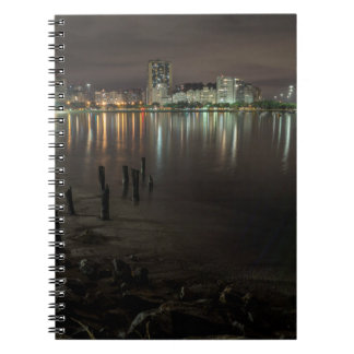 Botafogo Bay Night Notebook