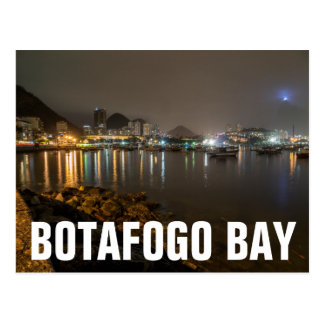 Botafogo Bay Postcard