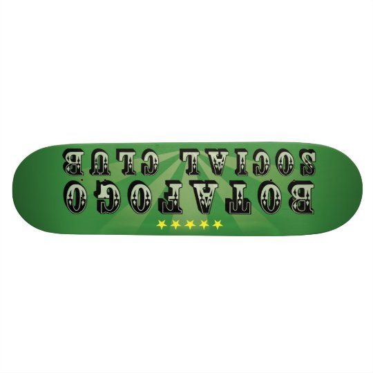 Botafogo Social Club Old School Deck
