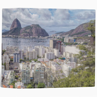 Botafogo With Sugar Loaf Binder