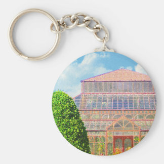 Botanic Garden Keychain