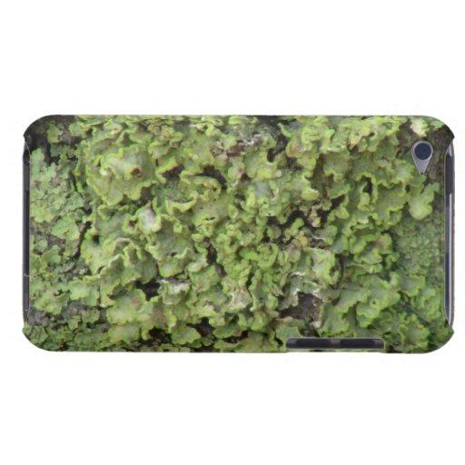 Botánica de la planta de la seta del musgo de los  Case-Mate iPod touch carcasas