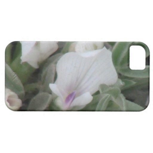 Botánica de las flores de los Wildflowers de la fl iPhone 5 Fundas