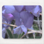 Botánica de las flores de los Wildflowers de la fl Alfombrillas De Ratones