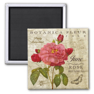 Botanica June Magnet