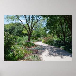Botanica Pathway Print