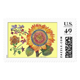 botanical46 Stamp