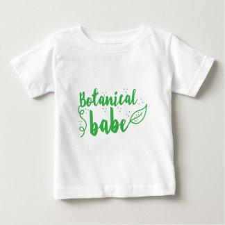 botanical babe (lady gardener) baby T-Shirt