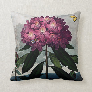 Botanical Blooms The Rhododendron Cushions