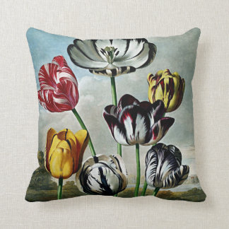 Botanical Blooms Tulips Cushions