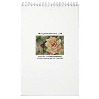 Botanical Calendar for 2018