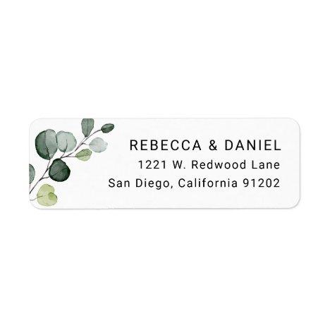 Address Label