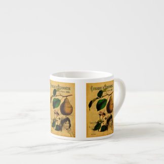 Botanical Fruit Espresso Cup