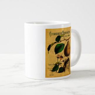 Botanical Fruit Giant Coffee Mug