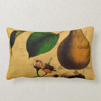 Botanical Fruit Lumbar Pillow