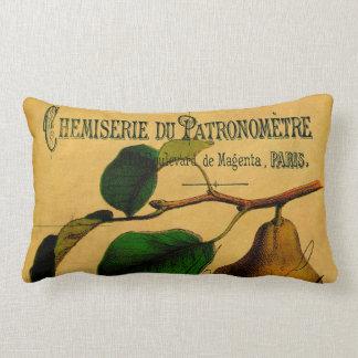 Botanical Fruit Pillow