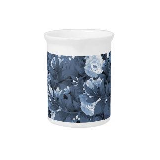 Botanical garden #3 beverage pitchers