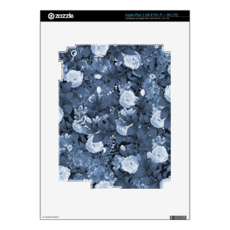 Botanical garden #3 skins for iPad 3