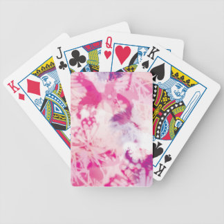 Botanical Garden Butterfly Bicycle Playing Cards
