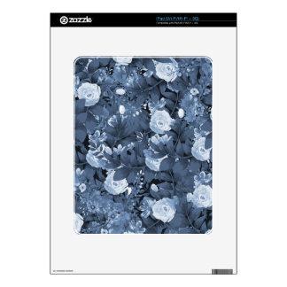 Botanical garden III Skins For iPad