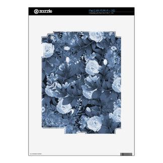 Botanical garden III Skins For iPad 2