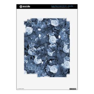 Botanical garden III Skins For iPad 3