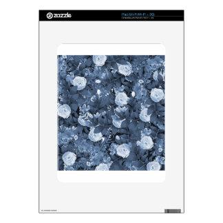 Botanical garden III Skins For The iPad