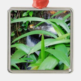 Botanical Garden in Rio Metal Ornament