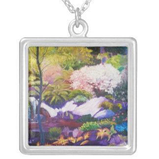 Botanical Garden Paradise Necklace