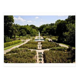 Botanical Garden Postcard