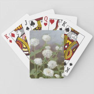 Botanical Garden Study I Playing Cards