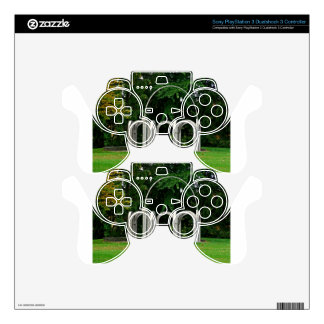 Botanical Gardens Arch Decal For PS3 Controller