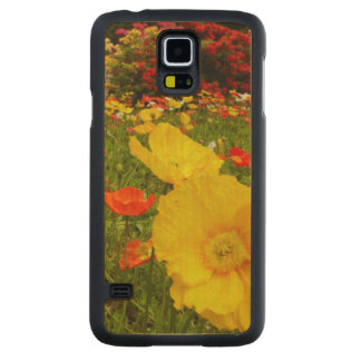 Botanical gardens at Queens Park Carved® Maple Galaxy S5 Case