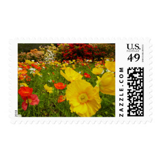 Botanical gardens at Queens Park Stamps