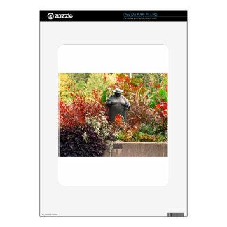 Botanical Gardens Decal For iPad