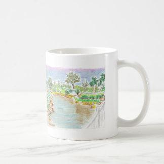 Botanical Gardens in Florida Coffee Mug