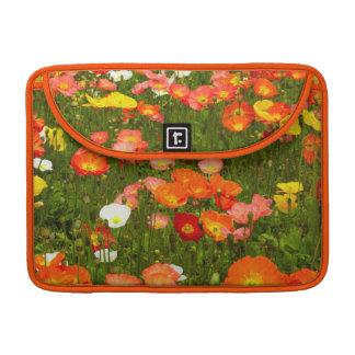 Botanical gardens sleeve for MacBooks