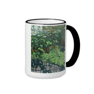 Botanical Gardens Ringer Mug