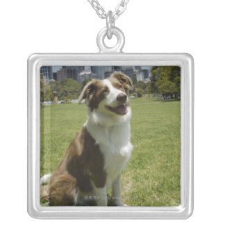Botanical Gardens, Sydney, New South Wales, 3 Personalized Necklace